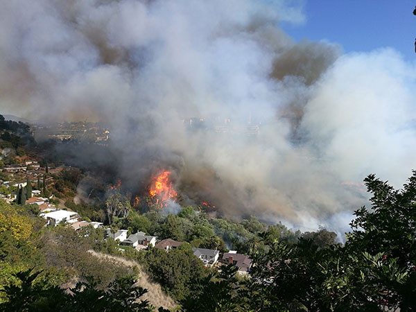 San Diego Fire Rescue | Friends of Del Cerro
